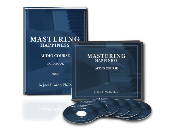 Mastering Happiness Book and Audio CD